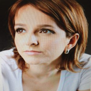 Nutricionista Luciana Pasquali Garcia