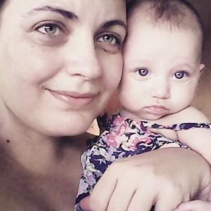 Mamãe Roberta e Lara <3